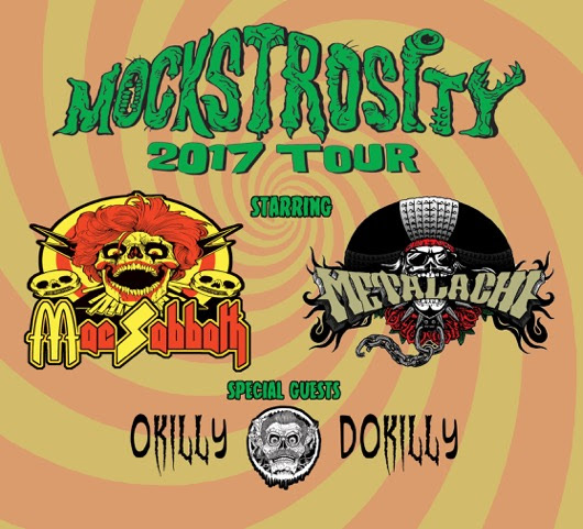 The Mockstrosity Tour